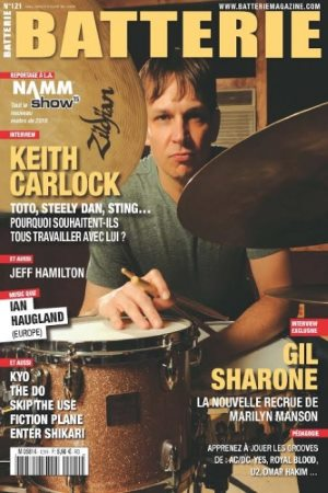 Pete Wilhoit - Batteur Magazine.