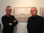 Sting at Irish Arts Center Gallery