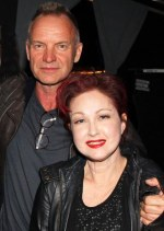 Sting and Cyndi Lauper Kinky Boots