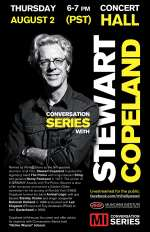 Music institute Stewart Copeland