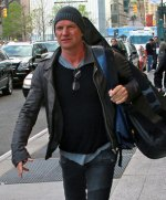 Sting in New York