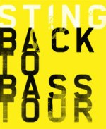 Sting Back to bass tour France