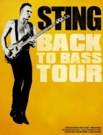 Sting Back to Bass Summer tour