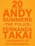 Fundamental Andy Summers et Fernanda Takai