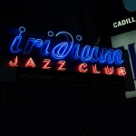 Music of Sting at the Iridium