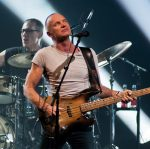 Sting : back to Europe