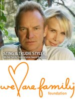 We are Family honors Sting and trudie